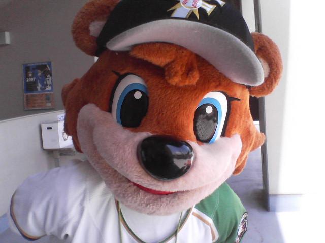 【野球】カビーに会ってきました