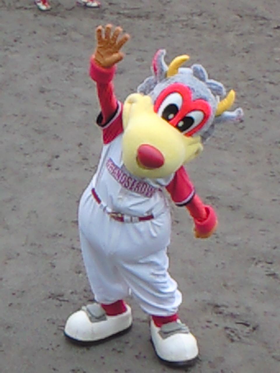 【野球】信濃の国の赤いカモシカ