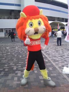【キャラ】浪切の獅子